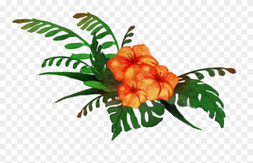 Tropical Clipart - Transparent Tropical Clip Art - Png ... clipart royalty free download