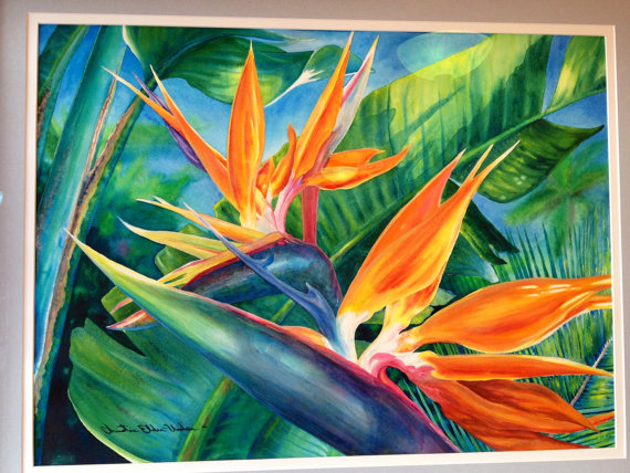 Tropical flower artwork svg free library 1000+ images about Artist ~ Christie Marie Elder on Pinterest ... svg free library