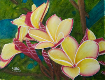 Tropical flower artwork library Tropical flower artwork - ClipartFest library