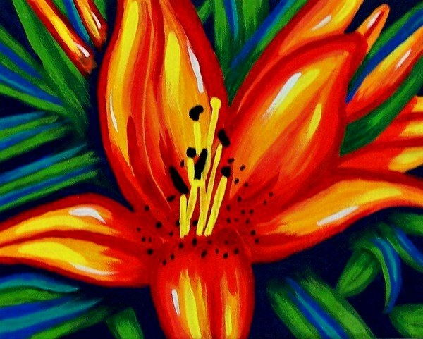 Tropical flower artwork banner royalty free 1000+ images about Tropical Art on Pinterest   Exotic flowers ... banner royalty free