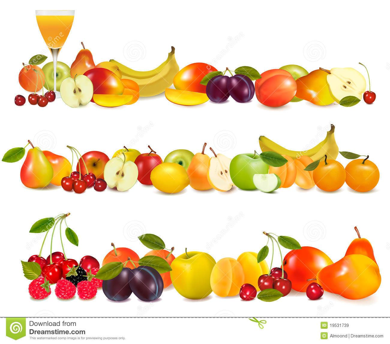 Tropical fruit border clipart free vector download Best Photos of Fruit And Vegetable Border - Food Borders ... vector download