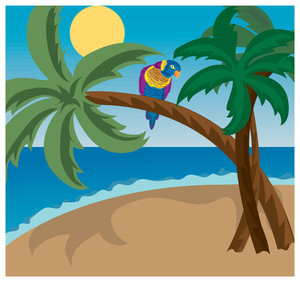 Tropical island clipart free jpg download Tropical Island Clipart Image:   Clipart Panda - Free ... jpg download