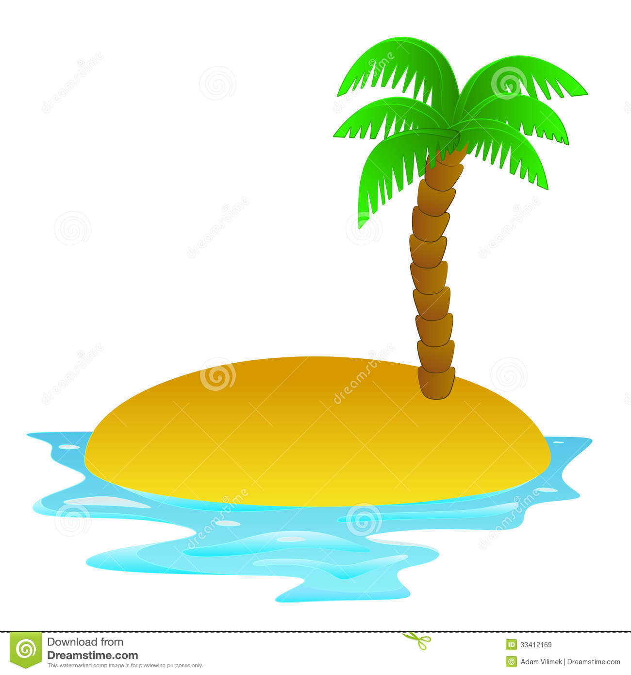 Tropical island images free clipart clip art transparent stock Tropical Island Vacation Clipart - Free Clipart clip art transparent stock