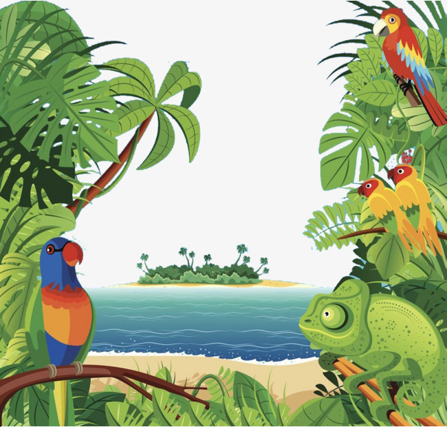 Tropical rainforest clipart jpg library library Tropical rainforest clipart 8 » Clipart Station jpg library library