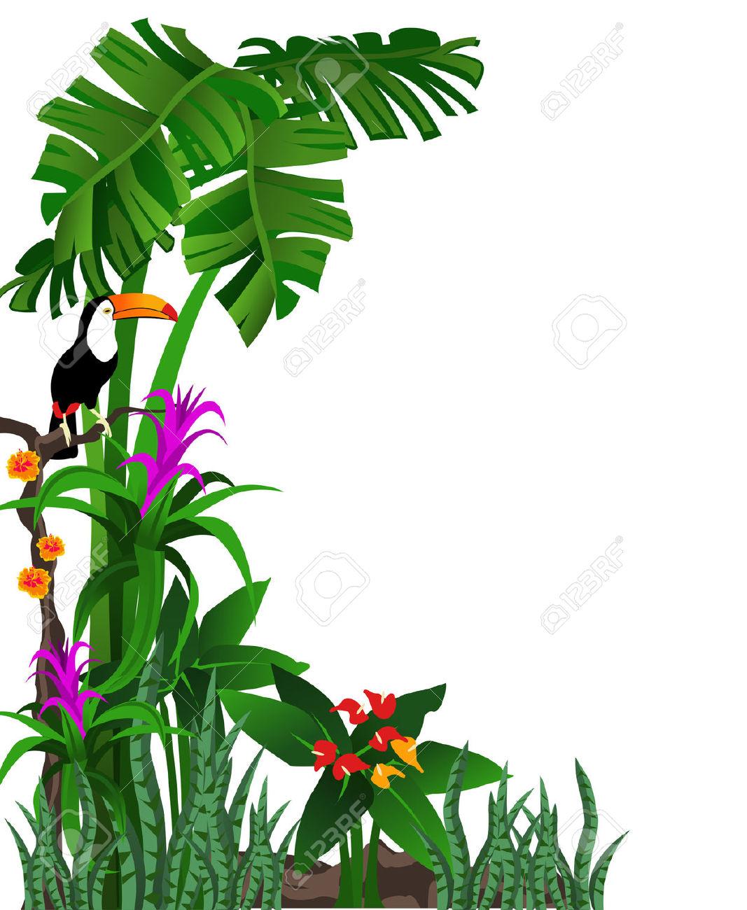 Tropical rainforest clipart jpg library stock 86+ Tropical Rainforest Clipart   ClipartLook jpg library stock