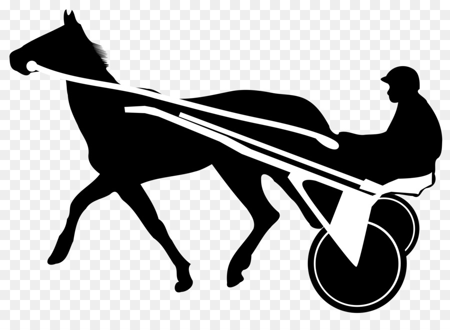 Trotting clipart png Free Trotting Horse Silhouette, Download Free Clip Art, Free ... png