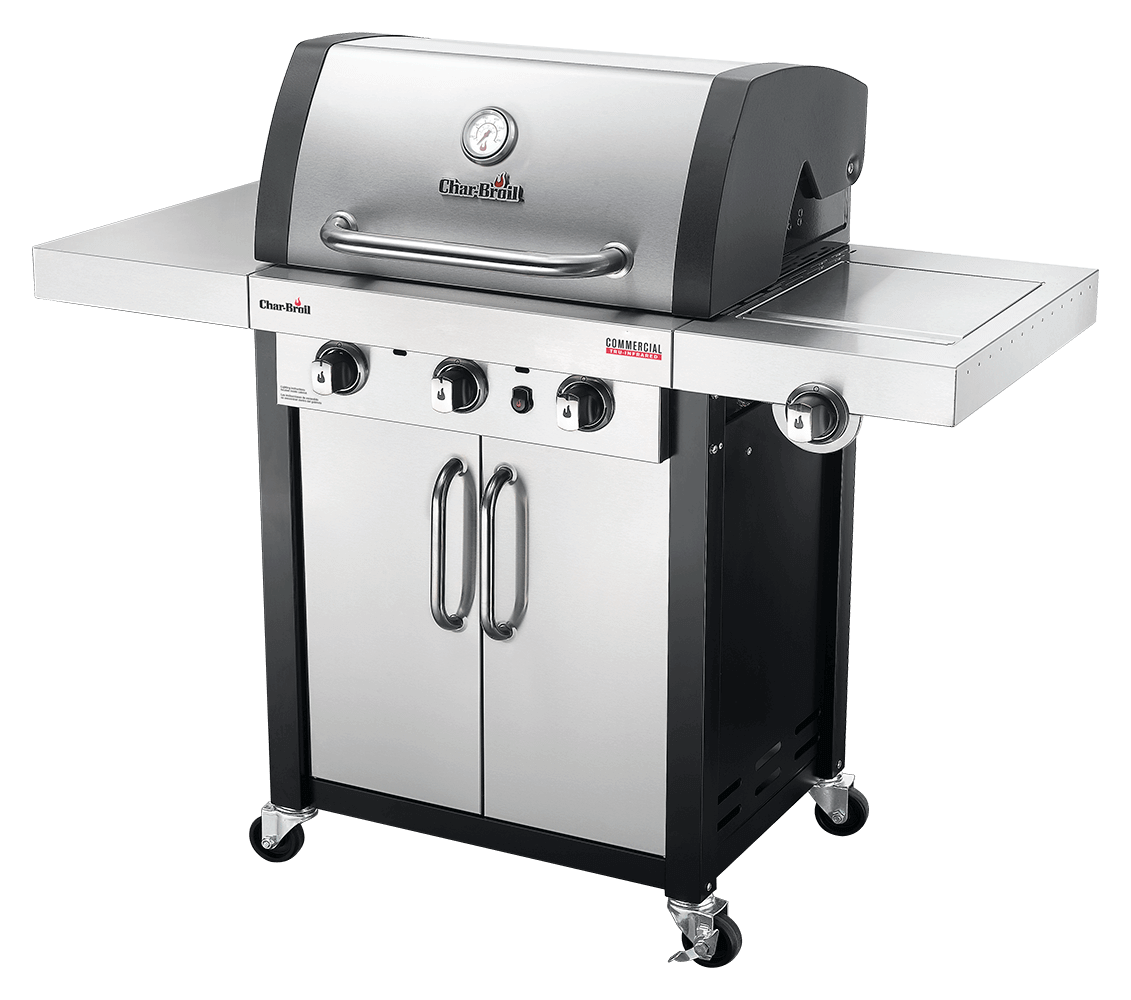 Tru gas clipart picture download Commercial™ Series 3 Burner Gas Grill | Char-Broil® picture download