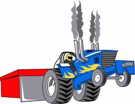 Truck and tractor pull clipart jpg download Preston Automotive On Twitter: \