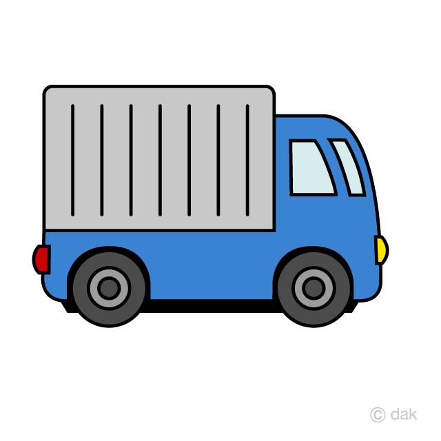 Truk clipart jpg royalty free download Cute Truck Clipart Free Picture|Illustoon jpg royalty free download