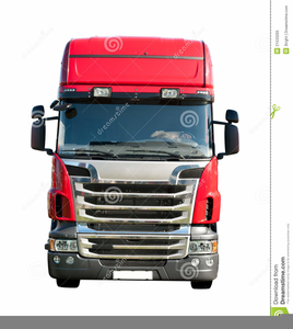 Truck front view clipart stock Truck Front View Clipart | Free Images at Clker.com - vector ... stock