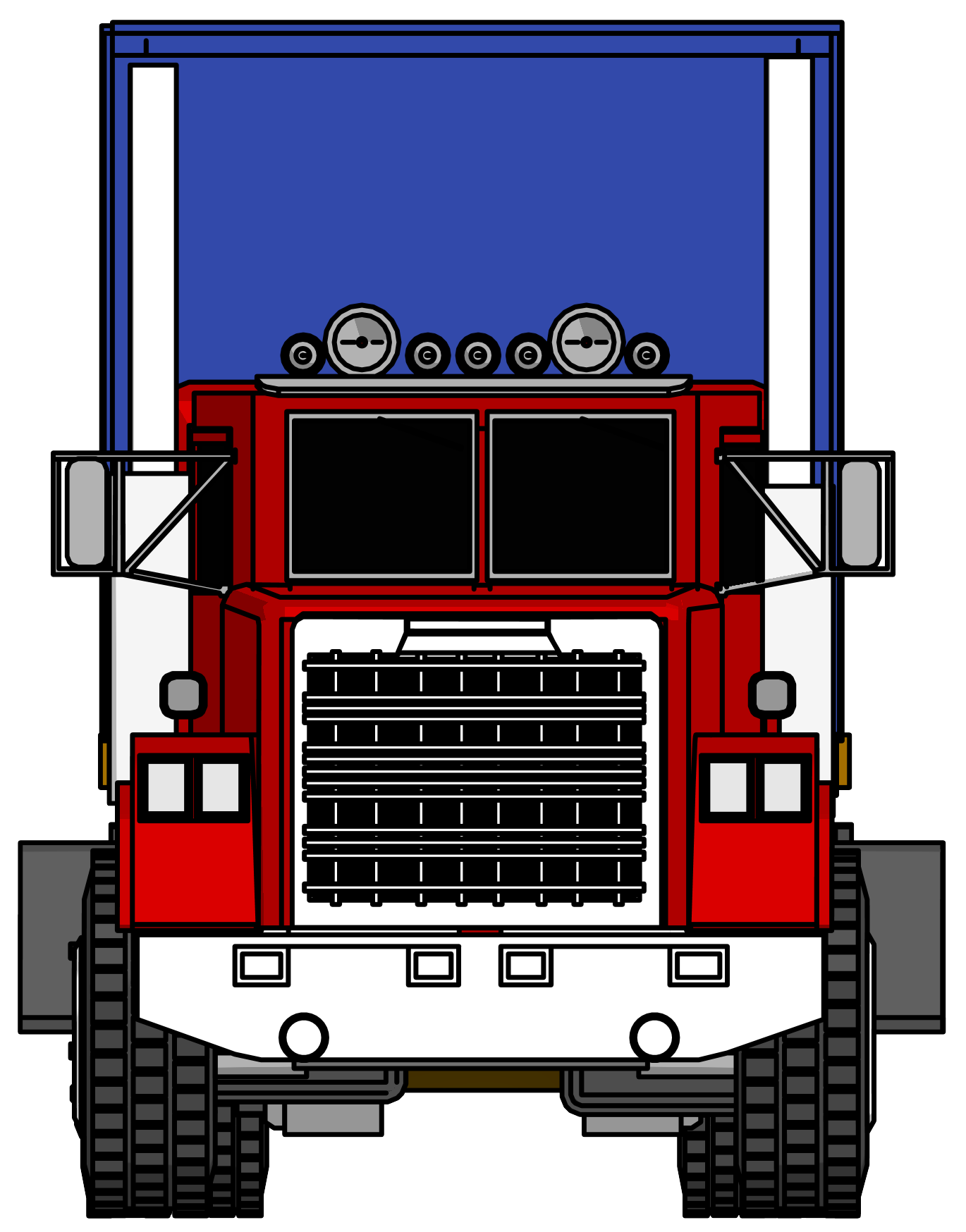 Truck front view clipart picture royalty free stock Industrial Truck Big Truck Clipart Png Image Front View ... picture royalty free stock