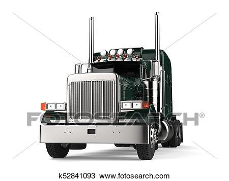 Truck front view clipart freeuse download Semi truck front view clipart 6 » Clipart Portal freeuse download