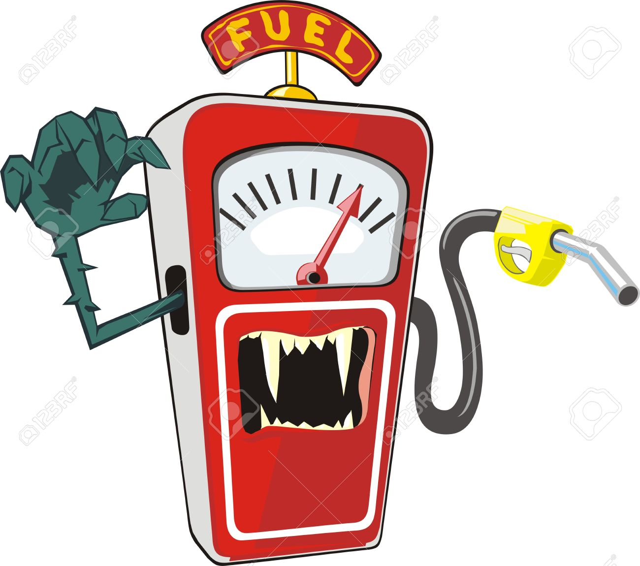 Truck stop gas price sign clipart clip free stock Cartoon Gas Station Clipart | Free download best Cartoon Gas ... clip free stock
