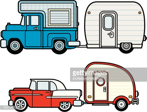 Truck with camper clipart svg library download Camper clipart campervan, Camper campervan Transparent FREE ... svg library download