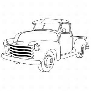 Black and White Clip Art Truck Carrying Christmas Tree ... vector royalty free download