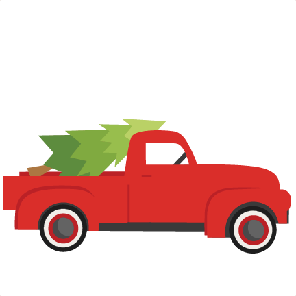 Truck with christmas tree clipart black and white graphic Free Christmas Truck Cliparts, Download Free Clip Art, Free ... graphic
