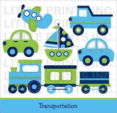Trucks and plane clipart freeuse Trucks and plane clipart - ClipartFest freeuse