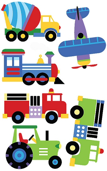 Trucks and plane clipart graphic black and white download Pictures Of Trucks For Kids | Free Download Clip Art | Free Clip ... graphic black and white download