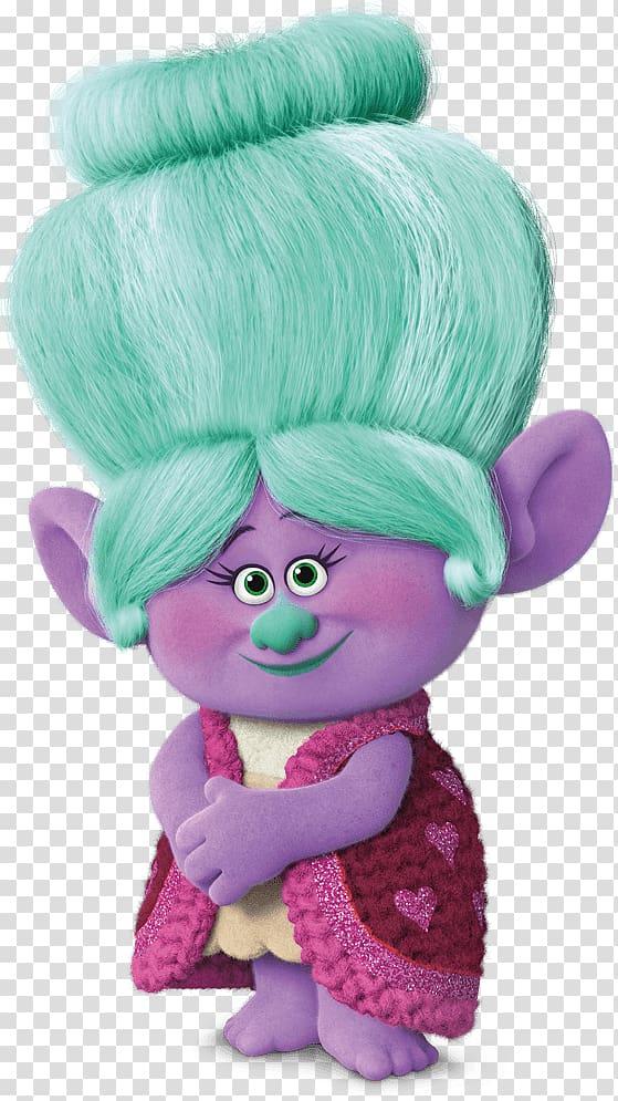 True colors clipart transparent stock Troll cartoon character , Biggie Guy Diamond Trolls True ... transparent stock