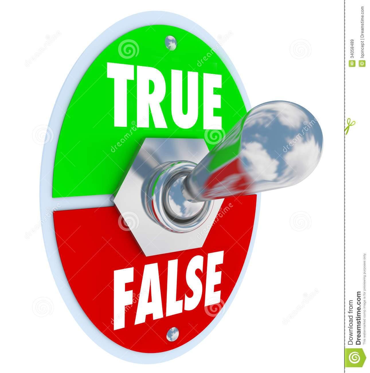 True false clipart 9 » Clipart Portal image library download