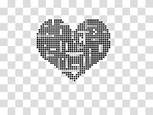 True Love Heart Brushes, heart illusion icon transparent ... svg library library