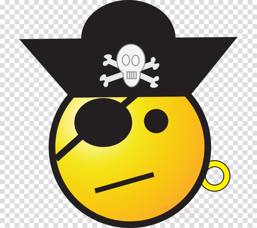 Truly free clipart svg royalty free stock Smiley, Emoticon, Pirate, transparent png image & clipart ... svg royalty free stock