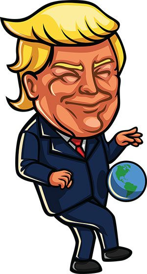 Trump clipart png royalty free 18 FREE Donald Trump Clipart Cartoons | The Real Government ... png royalty free