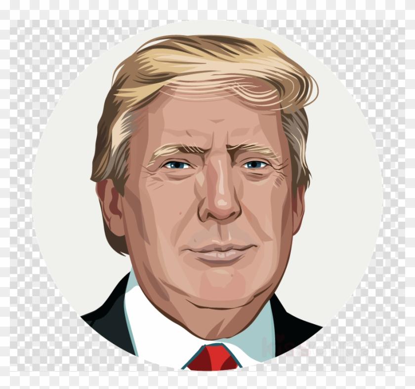 Trump clipart jpg freeuse stock Portret Donald Trump Clipart Donald Trump United States - We ... jpg freeuse stock