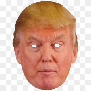 Trump face clipart banner library Free Donald Trump PNG Images | Donald Trump Transparent ... banner library