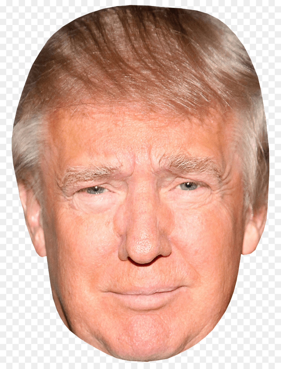 Trump face clipart graphic transparent stock Donald Trump clipart - Mask, Face, Nose, transparent clip art graphic transparent stock
