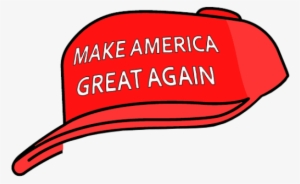 Trump hat clipart image library stock Make America Great Again Hat PNG & Download Transparent Make ... image library stock