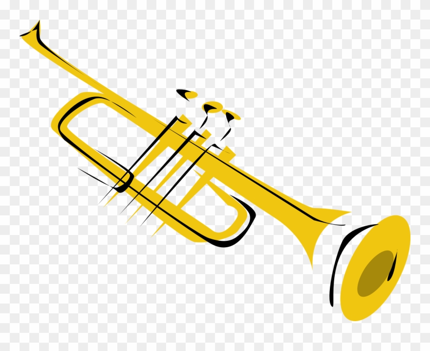Trumpet clipart images freeuse library Trumpet Clip Art - Trumpet Clip Art Png Transparent Png ... freeuse library