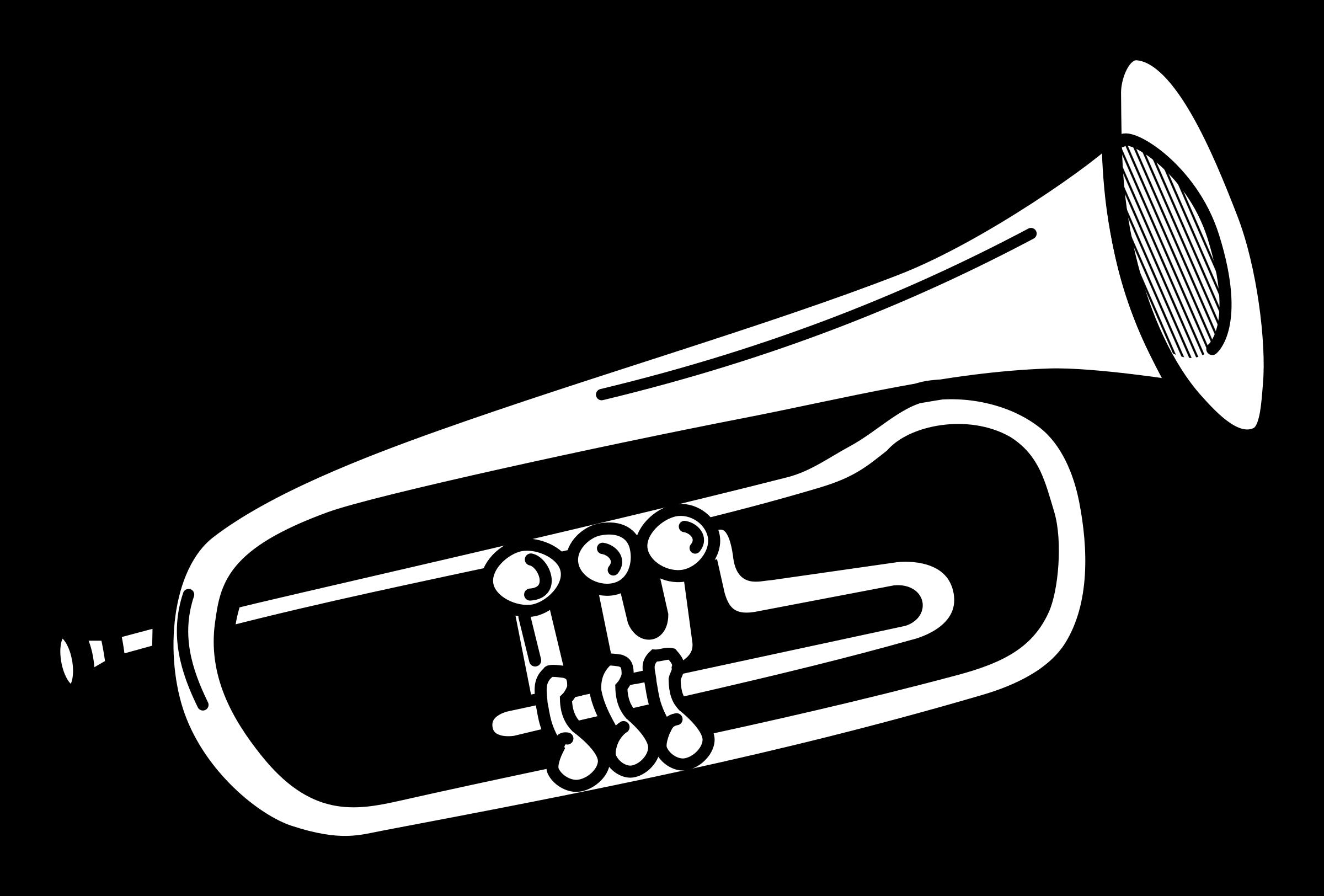 Trumpet clipart images svg freeuse download Trumpet clip art free clipart images 3 wikiclipart ... svg freeuse download