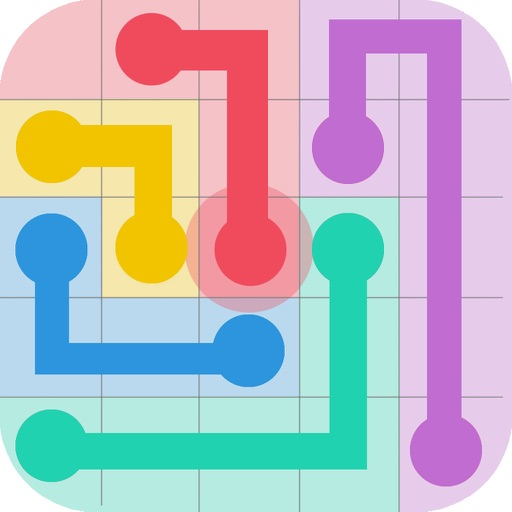 Draw Line Deluxe : Puzzle Game by Van Hung Tran clip royalty free stock