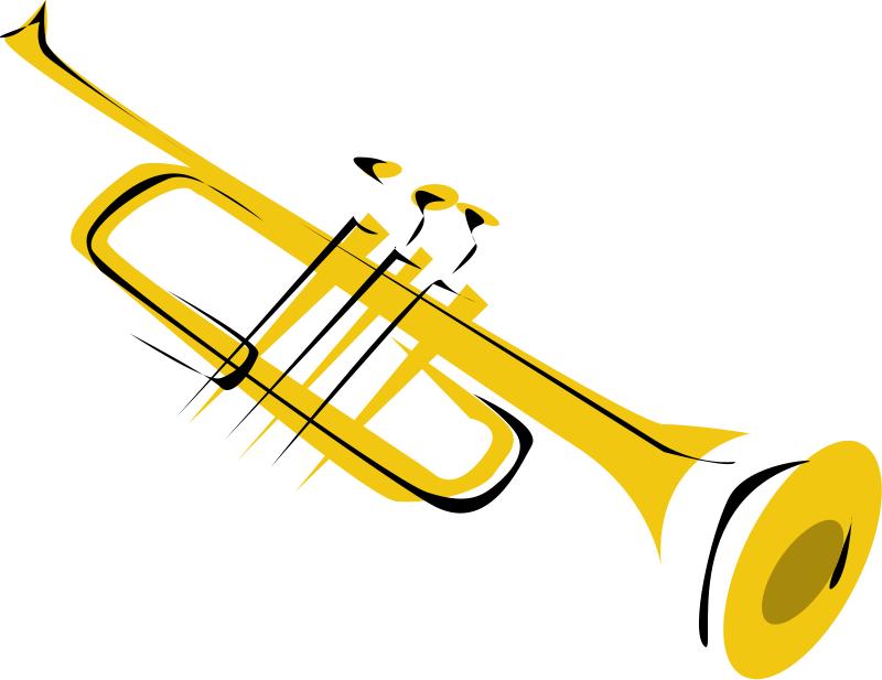 Trumpets clipart clip art free Free Trumpet Images, Download Free Clip Art, Free Clip Art ... clip art free