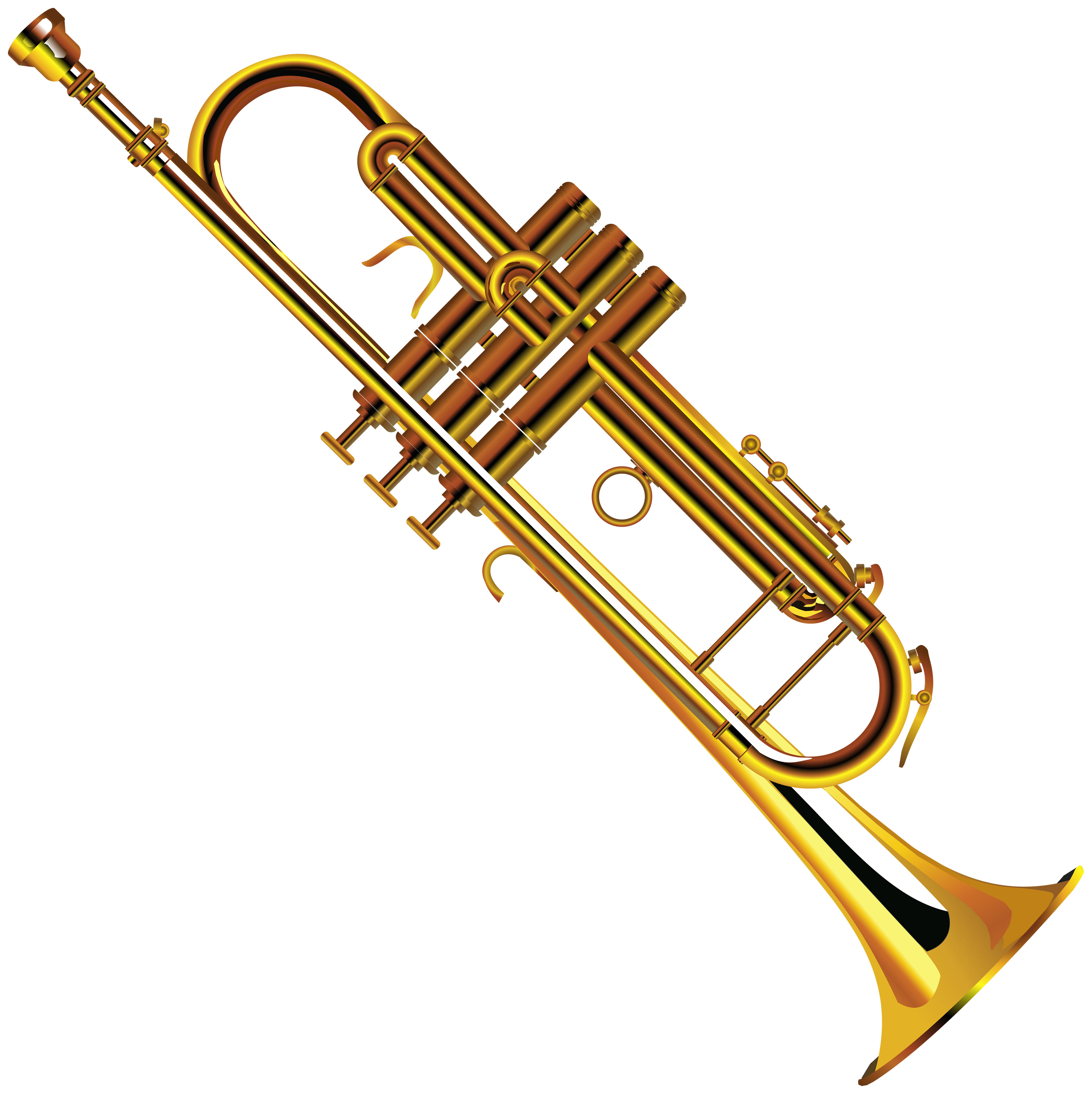 Trumpets clipart picture library stock Trumpet PNG Clipart - Best WEB Clipart picture library stock