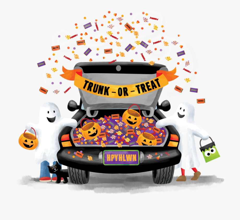 Trunk n treat clipart clip Family Friendly Trunk Or Treat Event During The Event ... clip