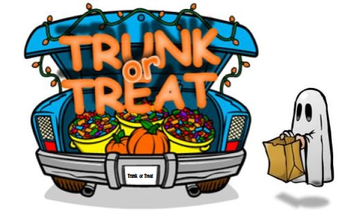 Trunk n treat clipart image royalty free download Trunk or Treat: Forest Park Covenant Church | Visit Muskegon image royalty free download