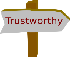 Trustworty clipart vector black and white Trustworthy Clip Art at Clker.com - vector clip art online ... vector black and white