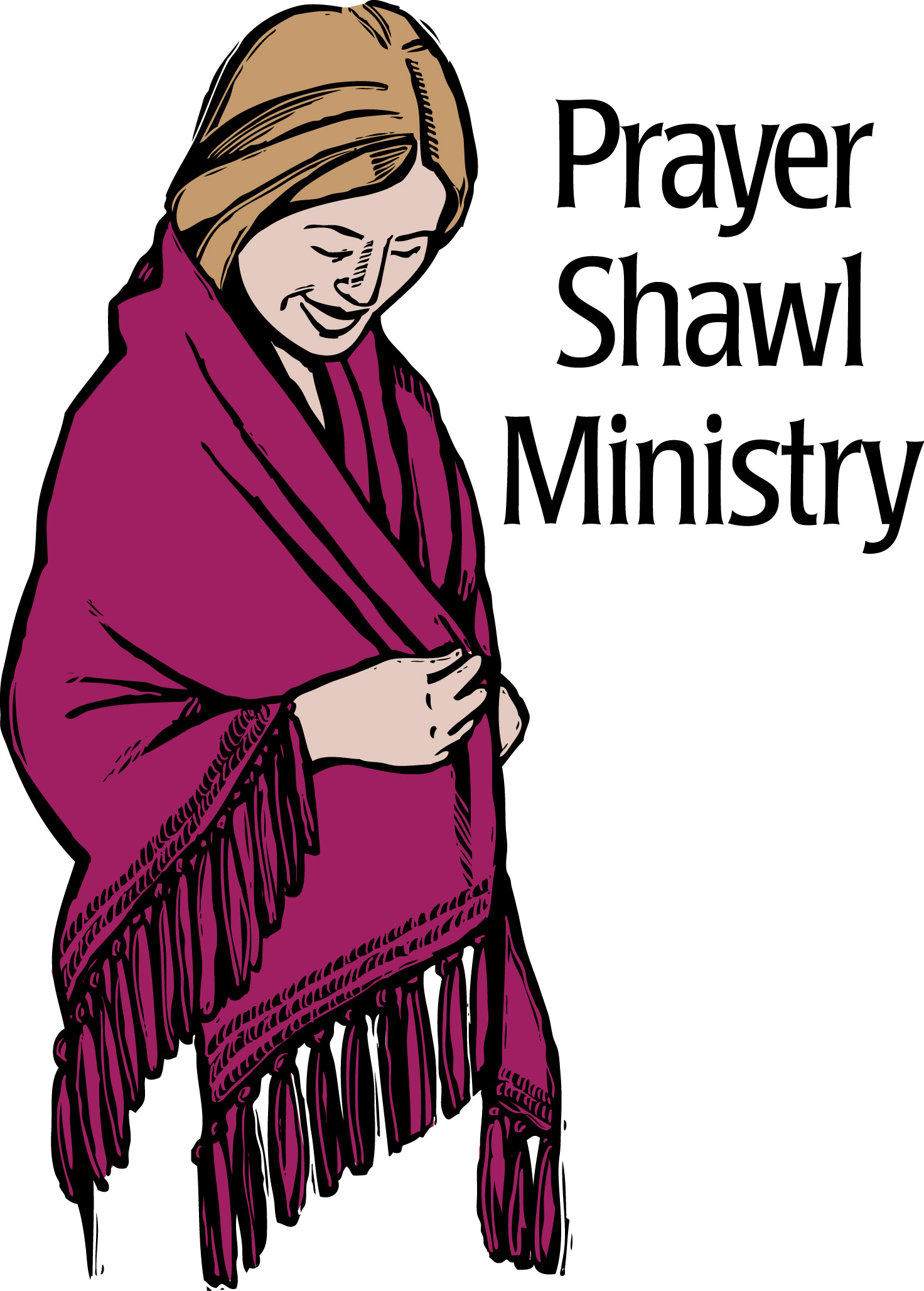 Ts clipart size picture black and white library Prayer Shawl Ministry Clipart - Clipart Kid picture black and white library
