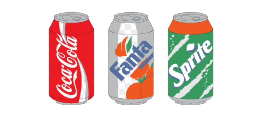 Soda Clipart Coke Product Coca Cola Can Vector Transparent ... vector royalty free download