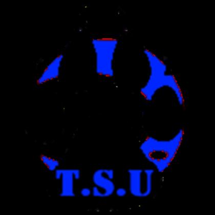 Tsu logo clipart picture black and white stock TSU Logo - Roblox picture black and white stock