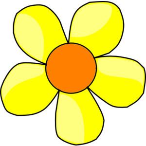 Tu flower clipart jpg black and white stock 11+ Flower Clipart | ClipartLook jpg black and white stock