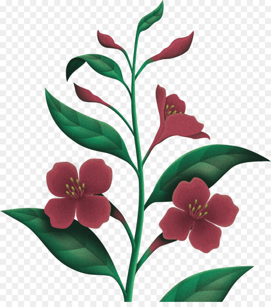 Tu flower clipart vector freeuse stock Flowers Clipart Background png download - 1000*1114 - Free ... vector freeuse stock