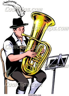 German Tuba Player | Clipart Panda - Free Clipart Images clipart freeuse
