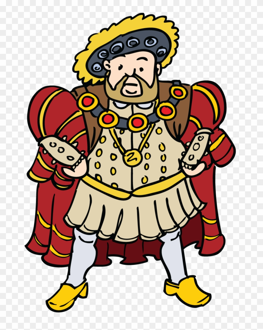 Download Henry 8 Clipart Henry Viii House Of Tudor - Henry ... clip library stock
