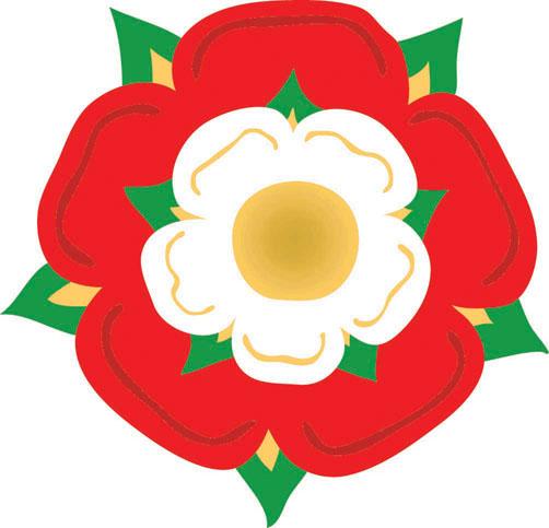 Tudor Rose Emblem... | Tudor Era | Pintere #36673 ... svg free library