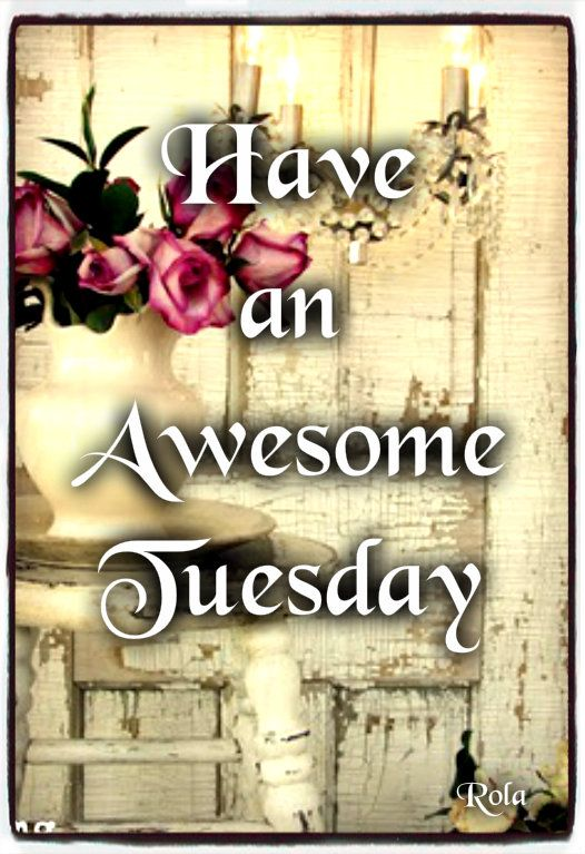 Tuesday morning overcast clipart vector freeuse library Tuesday is a HUGE day for us, it will change our lives ... vector freeuse library