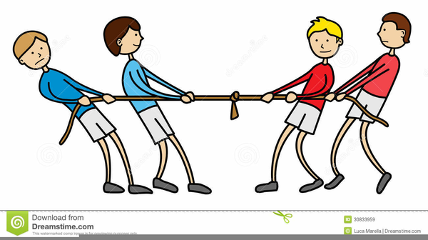 Animated Tug Of War Clipart | Free Images at Clker.com ... vector free stock