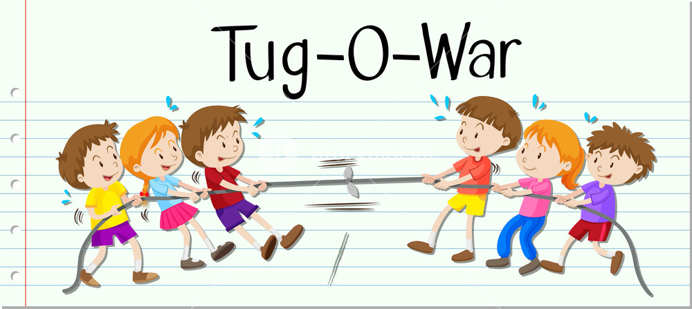 Tug Of War Clipart | Free download best Tug Of War Clipart ... jpg library stock